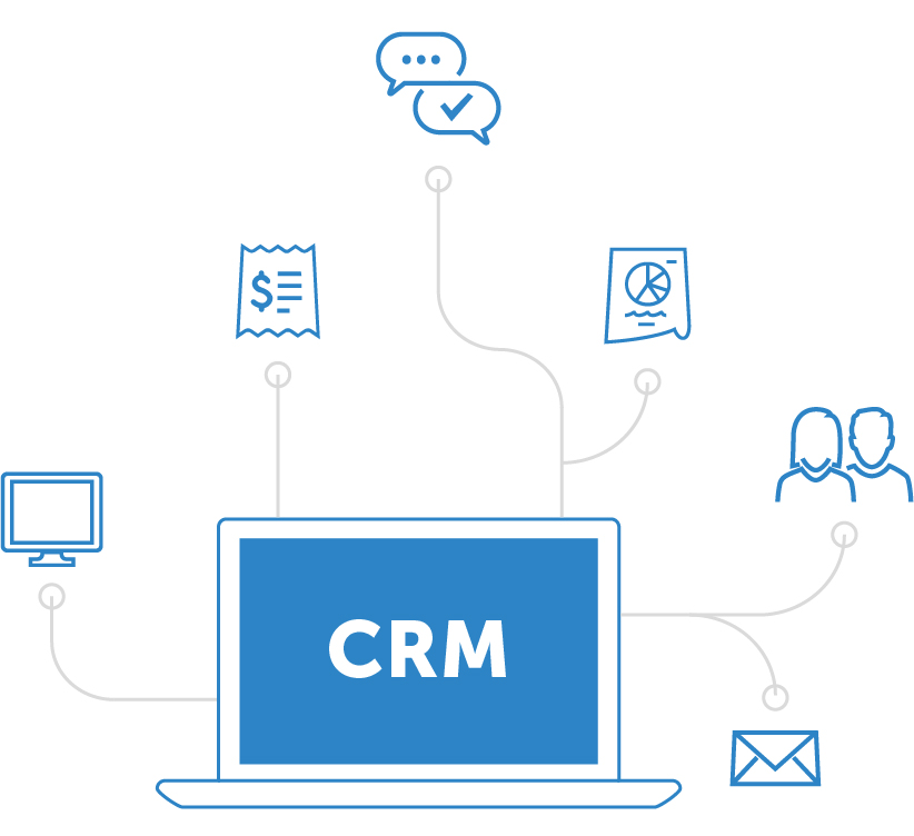 home icons-CRM